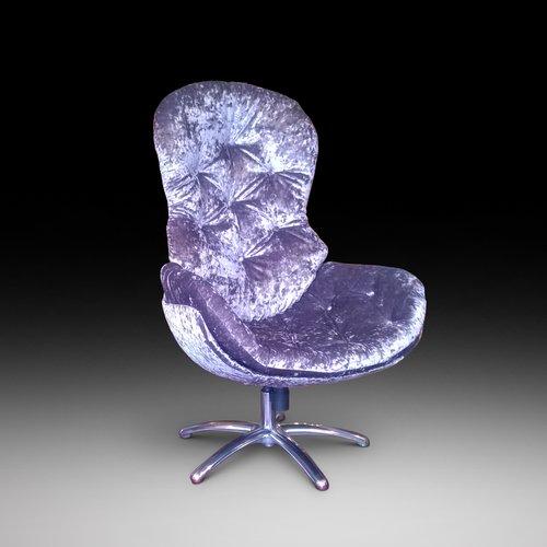 Retro Swivel Chair