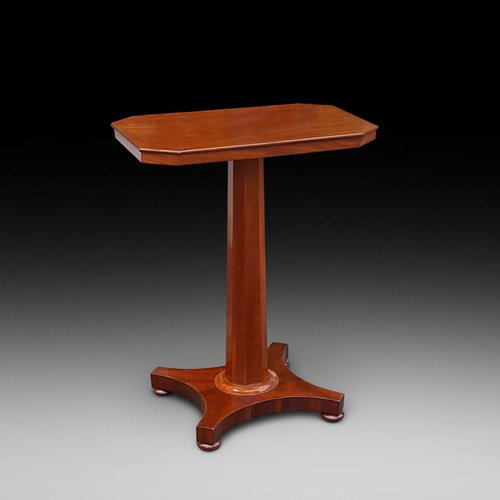 Victorian Rectangular Mahogany Occassional Table