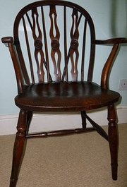 Yewwood Windsor Armchair