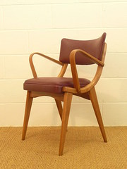 Set of 6 1960s Danish Armchair