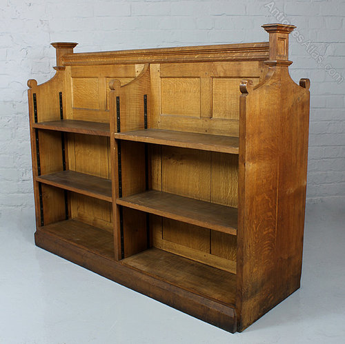 Bookcases Ideas Sided Arredaclick Bookshelf Room Dividers Oak Bookcase Antiques Atlas