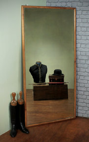 Full Length Tailors Mirror c19