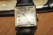 Omega ladies 18k automatic