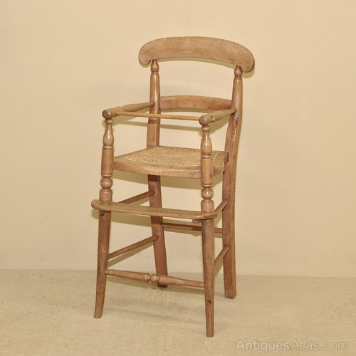 antique child 39 s high chair antiques atlas