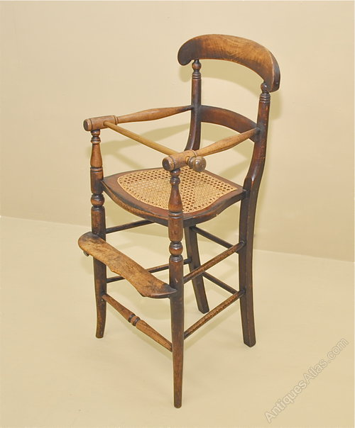 Antique Childs High Chair