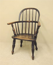 Childs Hoopback Chair Windsor