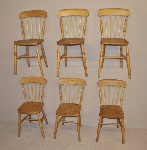 country kitchen chairs p2982 antiques atlas. Black Bedroom Furniture Sets. Home Design Ideas