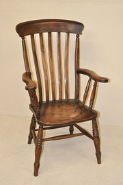 Lathback Windsor Armchair