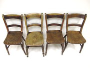 Set of 4 Barback Kitchen Chair