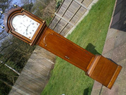 18th Century Antique Longcase clock