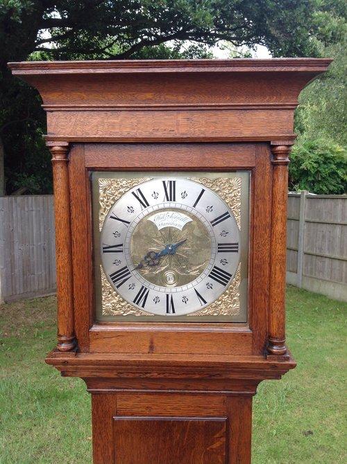 Antique Surrey Longcase clock