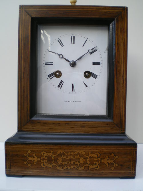 Antique Early 19thC Mantle Clock