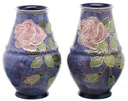 Royal Doulton  Vases with Tube