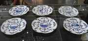 Set of 15 Blue White Coalport