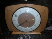 1950s Smiths Mantel Clock