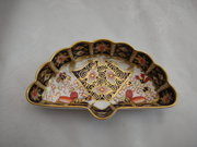Royal Crown Derby Imari Fan Di