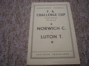 1959 FA CUP SEMI FINAL REPLAY