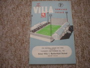 1961 LEAGUE CUP FINAL ASTON VI