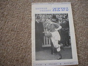 LEYTON ORIENT NEWS VOL 1 NO1