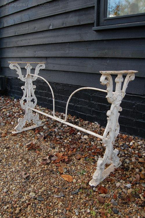Antique cast iron table quotes