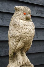 Vintage Figure of an Owl