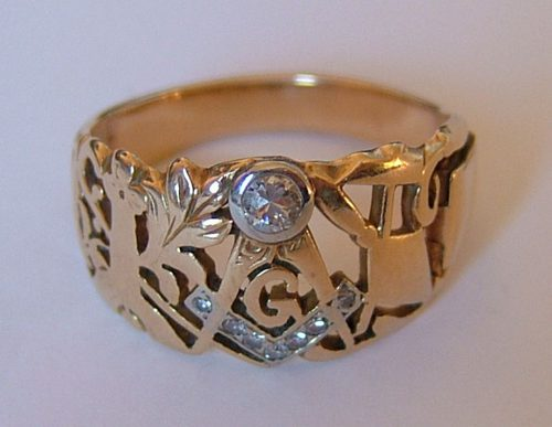 Freemason Ring For Sale Antique Rings uk Sale Photos