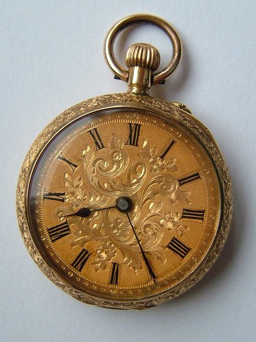 Victorian Pocket Watches