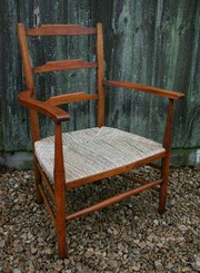 Arts  Crafts Gimson Clissett L