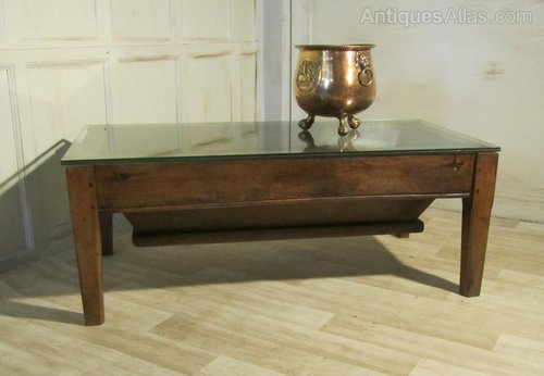French Farmhouse Dough Bin Quirky Coffee Table Antiques Atlas