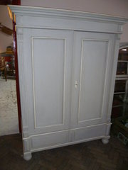 ANTIQUE PAINTED PINE BREAKDOWN