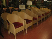 1960s Lloyd Loom Chairs