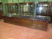 Mahogany Shop Counter