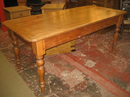 pine kitchen table antiques atlas