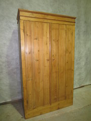 Pine Storage Cupboard