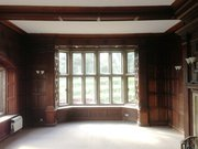 Victorian Oak Panelling