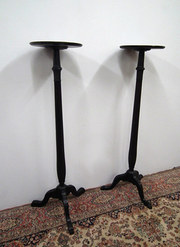 Pair of 19th Century Torcheres