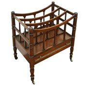 Scottish George III Mahogany C