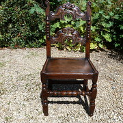 Yorkshire Oak side chair