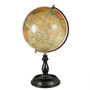 Early 20th Century Globe.SOLD