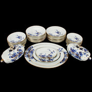 47 Piece Royal Worcester Dinne