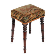 Georgian Mahogany Stool