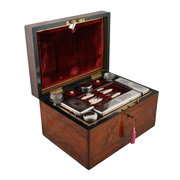 Victorian Rosewood Jewel or Dr