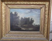 18th C oil on canvas Landscape