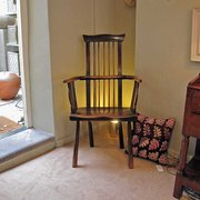 A Stick back Chair from Wales