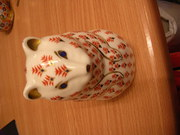 Royal Crown Derby Hamster Pape