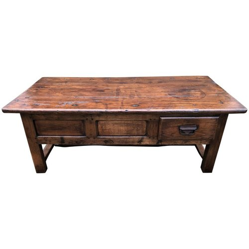 Antique French Farmhouse Coffee Table