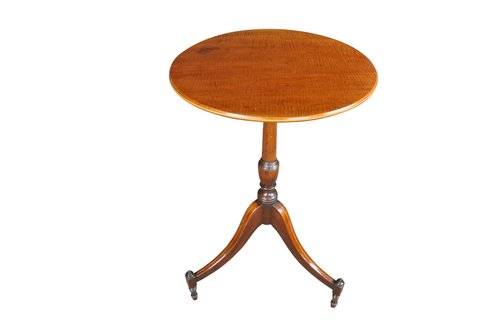 George III Mahogany Wine Table
