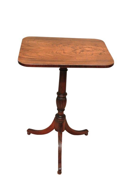 George III Rosewood Wine Table