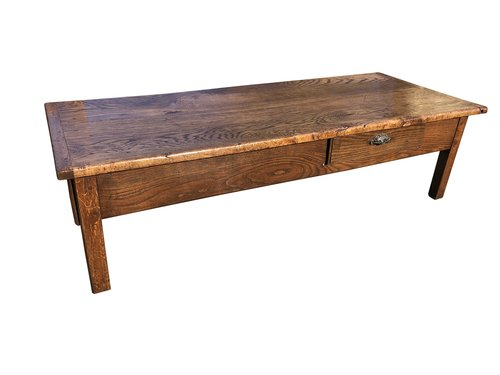 Large French Farmhouse Coffee Table