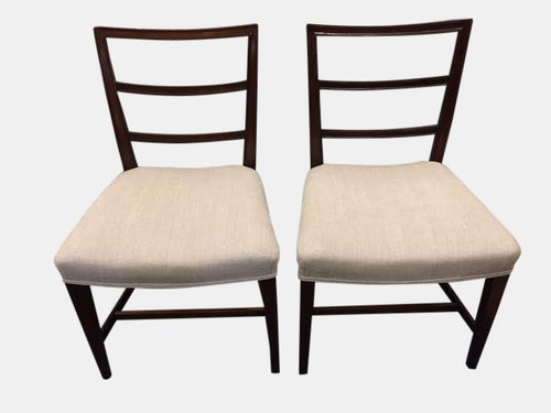 Pair Of Georgian Side Chairs